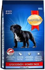 SmartHeart Puppy Dog Food Power Pack High Energy, 3 Kg