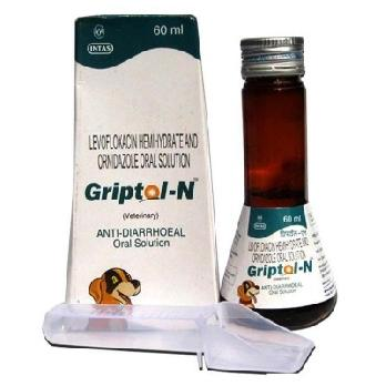 Intas Griptol N Anti-Diarrhoeal Oral Solution 60 ml