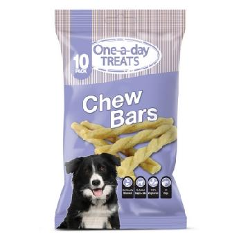 One-a-day Treats Chew Bars Vegetable Dog Treat (150 g)